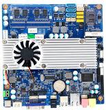 Cartões-matrizes 12V encaixados mini linux com 1*HDMI+1*VGA