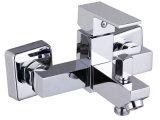 Wall-Mounted смеситель Faucet ванны (Wh-8839C)