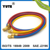 Marque de Yute 1/4 pouce SAE normal J2196 du boyau de remplissage