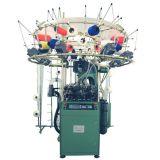 継ぎ目が無い下着の円の編む機械