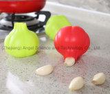 Чеснок Peeler силикона Gadge кухни вспомогательный для промотирования Sk30