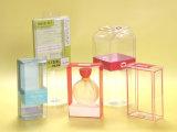 Scatola di plastica libera ecologica del contenitore di regalo del PVC di stampa