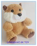 Stuk speelgoed van de Pluche van de Herinnering van de Douane van de Bever van Nutria van de Pluche van Canada het Dierlijke
