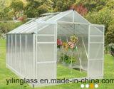 Het aangemaakte Glas van de Serre met Ce- Certificaat, Mistlite, Ontwerp Nasiji of ultra Duidelijk