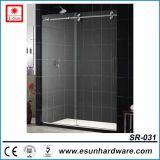Aço inoxidável do projeto popular que desliza o quarto de chuveiro (SR-031)