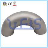 Aço inoxidável de encaixe de tubulação cotovelo de 180 graus