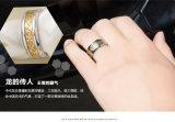 Mode en acier inoxydable de bijoux bague doigt pour hommes (de hdx1052)