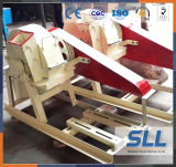 Desfibradora Chipper de madera de la operación simple, burilador de madera, máquina que saltara de madera