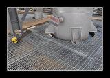 Grating van het staal het Comité van de Vloer