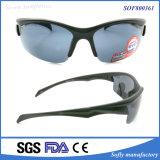 Soflying 형식 상표 방어적인 스포츠는 옥외를 위한 안경알을 극화했다