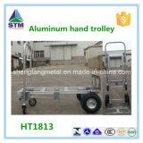 3 em 1 caminhão de mão de alumínio convertível do trole da mão