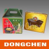 고밀도 Ae/Be 플루트 포장 상자 또는 선물 상자 (DC-BOX023)