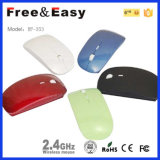 Fashion and Cool Ergonomic Design 6D Optical 2.4G Souris sans fil