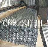 275g ha ondulato la lamiera rivestita galvanizzata/strati ondulati galvanizzati del tetto