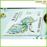 Volle Farben-Blumen-Stammbaum-Wand-Großhandelsaufkleber