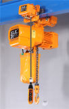 Elk Electric Chain Hoist com escorregamento de embreagem com motorizado Trolley (0.5T ~ 60T)