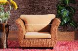 وقت فراغ [رتّن] أريكة يعيش غرفة بيتيّة [رتّن] أثاث لازم