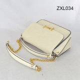 Women의 Lady Handbag Zxl034를 위한 Zexin Elegant PU Shining Hand Bags