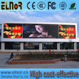 Im Freienbekanntmachen P10 LED-Bildschirm