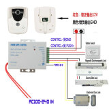 WiFi videotür-Telefon-Türklingel-Wechselsprechanlage für iPhone IOS-androider Systems-Mobiltelefon-Tablette PC inländisches Wertpapier