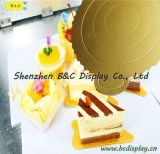 Подгонянные Size и Shape Cake Pads, Cake Boards, High Qualitu Cake Tray с SGS (B&C-K062)