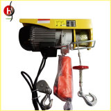 Mini elektrische Drahtseil-Hebevorrichtung-Hebezeug