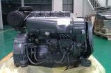 Echter Deutz 4 Zylinder-luftgekühlter Motor des Anfall-4 mit Turbo