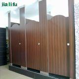 Jialifuの病院のための木製の壁の洗面所のキュービクル