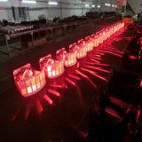 OEM ODM 고품질 나비 LED 효력 빛 Laser