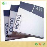 Impression personnalisée de livre de couverture molle avec l'impression polychrome (CKT-CB-610)