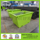 1.2m Steel Skip Bins Door 없음