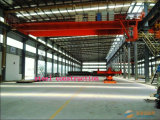 Structure d'acciaio Warehouse con Installation Efficiently