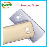 Cas mou clair transparent ultra-mince de couverture de TPU pour Samsung Note7