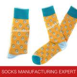 Высокое качество носка отдыха хлопка гребня людей (UBM1028)