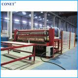 공장 Price Semi-Automatic Panel Fence Mesh Welding Machine (선 철사와 엇갈린 철선 3-8mm를 가진 HWJ2000)