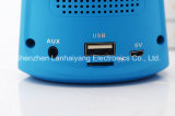 Mini altofalante de Bluetooth com FM Rdio