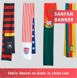 Kundenspezifischer fördernder Sport Schal, Ventilator-Schal