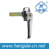 Fechamento elétrico do punho do metal do gabinete (YH9673)