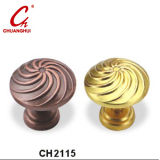 Decorative Pattern (CH2115)の金およびCopper Knob Handles