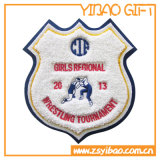 Bordado tela de la prenda Badge Patch emblema para la ropa (YB-pH-13)