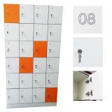 Fumeihuaの白の積層物の適性はロッカー室に着せる