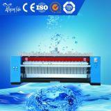 machine van de Wasserij van 1.5m de Textiel Gebruikte, Automatische het Strijken Flatwork Machine