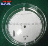 CNCのプラスチック回転部品の金属の回転部品