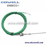 Thermocouple tipo K de alta temperatura de aço inoxidável de resistência a quente