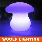 2016 Control Remoto Nueva lámpara de la seta LED lámpara de hongos
