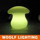 Lámpara teledirigida de la seta de la nueva lámpara LED de la seta 2016