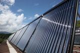 Большой солнечный проект горячей воды 2016