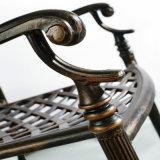 전천후 최고 디자인 옥외 가구에 의하여 양극 처리되는 알루미늄 부엌 의자