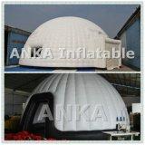 Tenda gonfiabile della cupola della decorazione di illuminazione del partito con gli indicatori luminosi del LED