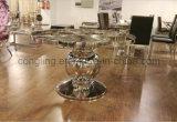 Самомоднейшие круглый стол столовой и мебель установленное A8063 стула